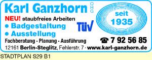 Ganzhorn OHG, Karl