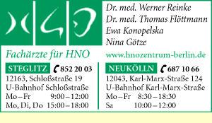 Flöttmann, Thomas, Dr., Reinke, Werner, Dr. , Konopelska, Ewa und Nina Götze