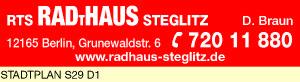 RTS RadtHaus Steglitz, D. Braun