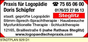 Praxis für Logopädie Doris Schüpfer