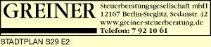 Greiner Steuerberatungsgesellschaft. mbH