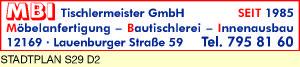 MBI Tischlermeister GmbH