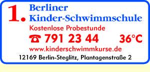 Berliner Kinderschwimmschule
