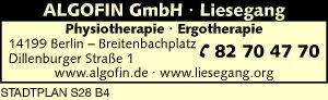 ALGOFIN GmbH - Liesegang