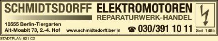 Schmidtsdorff Elektromotoren