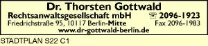 Gottwald Rechtsanwaltsgesellschaft mbH