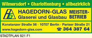 Hagedorn-Glas