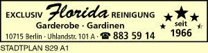 FLORIDA Exclusiv Reinigung