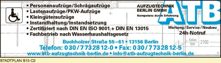 ATB Aufzugtechnik Berlin GmbH