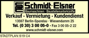 Logo von Schmidt-Elsner