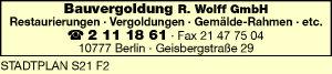 Wolff Kunsthandlung GmbH