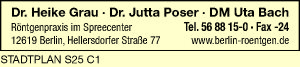 Bach, Uta, DM, Grau, Heike, Dr. und Poser, Jutta, Dr.