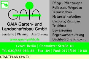 GAIA Garten- und Landschaftsbau GmbH