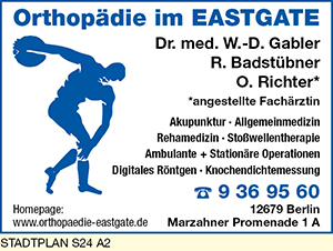 Badstübner, R., Gabler, W.-D., Dr. med. und O. Richter