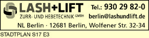 Logo von LASH+LIFT GmbH
