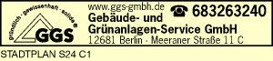 GGS Gebäude- und Grünanlagenservice GmbH