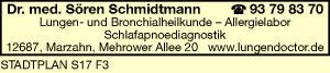 Logo von Schmidtmann Sören Dr. med.