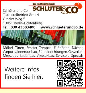 Schlüter & Co. Tischlereibetrieb GmbH