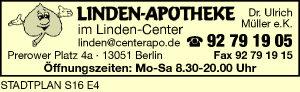 Linden-Apotheke,  Dr. Ulrich Müller e.K.