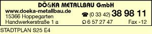 DÖ & KA Metallbau GmbH