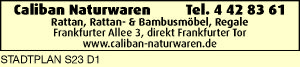 Caliban Naturwaren