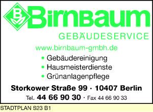 Birnbaum Gebäudeservice