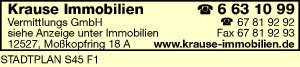 Krause Immobilien Vermittlungs GmbH