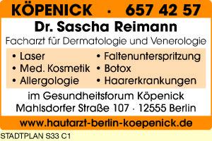 Logo von Reimann Sascha Dr.