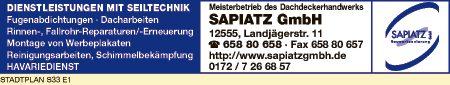 Sapiatz GmbH