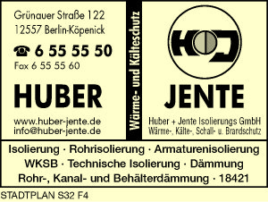 Huber + Jente Isolierungs GmbH