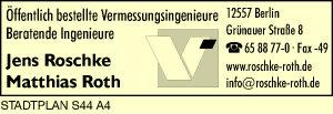 Roschke + Roth Vermessungsbüro