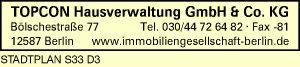 TOPCON Hausverwaltung GmbH & Co. KG