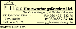 G.G. HauswartungsService Ltd.