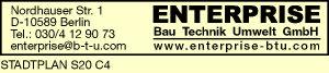 Logo von Enterprise GmbH
