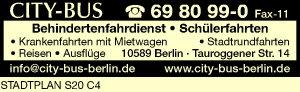 Logo von City-Bus