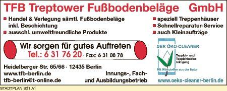 TFB Treptower Fußbodenbeläge GmbH