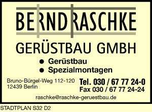 Raschke Gerüstbau GmbH