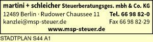 martini + schleicher Steuerberatungsgesellschaft mbH & Co. KG