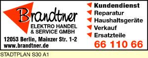 Brandtner Elektro Handel & Service GmbH