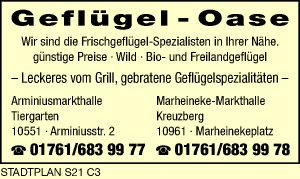 Logo von Geflügel-Oase