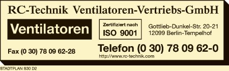 RC-Technik Ventilatoren-Vertriebs-GmbH