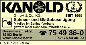 Kanold Garten-, Landschafts- u. Sportplatzbau GmbH & Co. KG