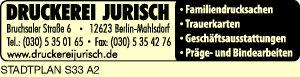 Druckerei Jurisch