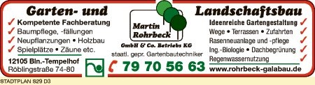 Rohrbeck GmbH & Co. Betriebs KG