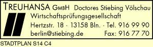 TREUHANSA GmbH DOCTORES STIEBING VÖLSCHAU