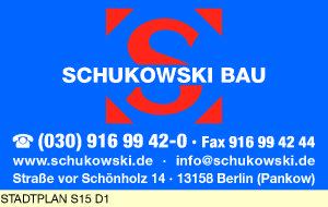 Schukowski Bau