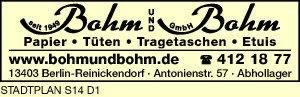 Bohm und Bohm GmbH