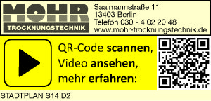 Logo von Mohr Trocknungstechnik GmbH