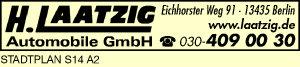 Laatzig Automobile GmbH, H.