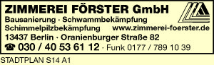 Förster Zimmerei GmbH